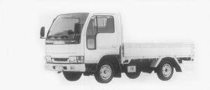 Isuzu Elf 100 1T FLAT LOW STANDARD BODY 1996 г.