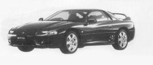 Mitsubishi Gto TWIN TURBO 1996 г.