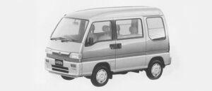 Subaru Sambar DIAS S 1996 г.