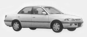 Toyota Carina SEDAN 2.0 DISEL TURBO Ti  L SELECTION 1996 г.