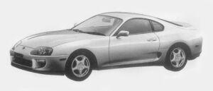 Toyota Supra SZ 1996 г.