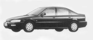 Honda Accord EX II 1996 г.