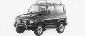 Suzuki Jimny Wide 1300 ELK 1996 г.
