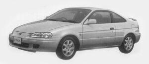 Toyota Cynos 1.3a 1996 г.