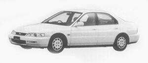 Isuzu Aska LF 1996 г.
