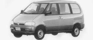 Nissan Serena CARGO 4DOOR VX (GASOLINE 1600) 1996 г.