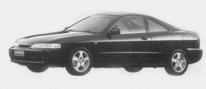 Honda Integra 3DOOR COUPE SiR 1996 г.