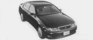 Toyota Aristo 3.0Q 1996 г.