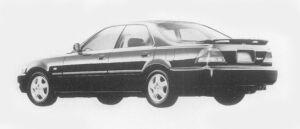 Honda Inspire 25S 1996 г.