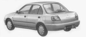 Daihatsu Charade SOCIAL SX 1996 г.