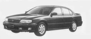 Nissan Cefiro 20 S TOURING 1996 г.