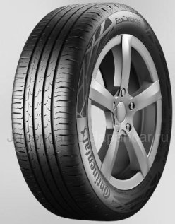 Летниe шины Continental Ecocontact 6 245/40 19 дюймов новые в Санкт-Петербурге