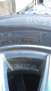 Зимние шины Zetro 205/65 15 дюймов б/у во Владивостоке