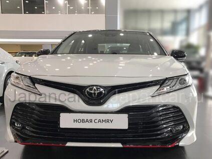Toyota Camry 2020 года в Новосибирске