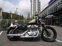 мотоцикл HARLEY-DAVIDSON XL883L SUPERLOW