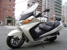 мотоцикл SUZUKI SKY WAVE 400