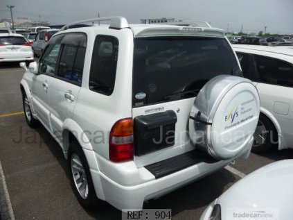 Suzuki Escudo 2003 года в Японии