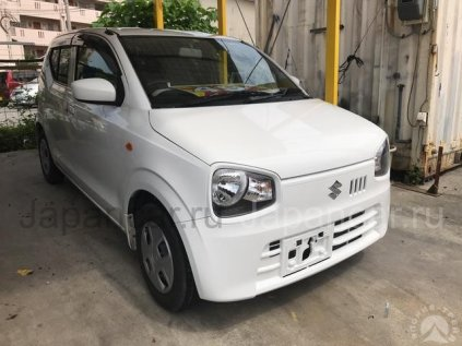 Suzuki Alto 2016 года в Японии