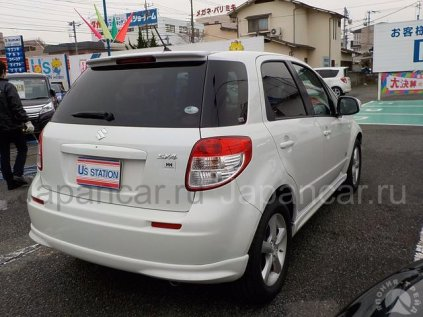 Suzuki SX4 2008 года в Японии
