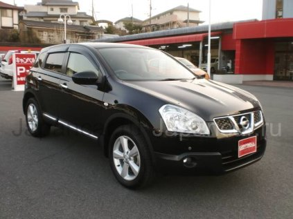 Nissan Dualis 2011 года в Японии