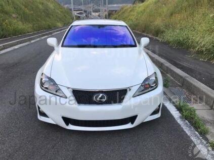 Lexus IS250 2008 года в Японии