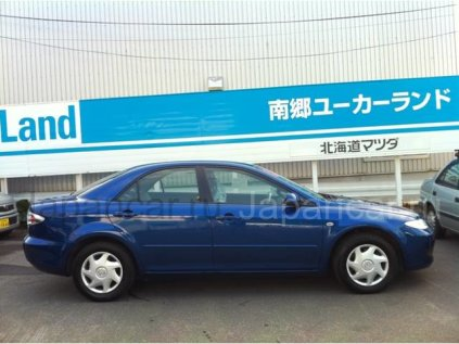 Mazda Atenza 2002 года в Японии