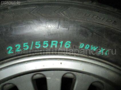 Летниe шины Rotalla Radial f107 225/55 16 дюймов б/у в Новосибирске