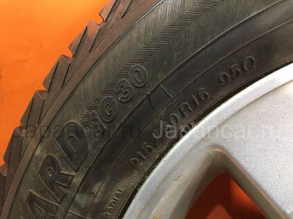 Зимние шины Yokohama Ice guard ig30 215/60 16 дюймов б/у во Владивостоке