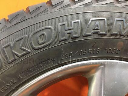 Зимние шины Yokohama Geolandar i/t-s 235/65 18 дюймов б/у во Владивостоке