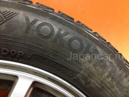 Зимние шины Yokohama Ice guard ig50 plus 175/65 14 дюймов б/у во Владивостоке