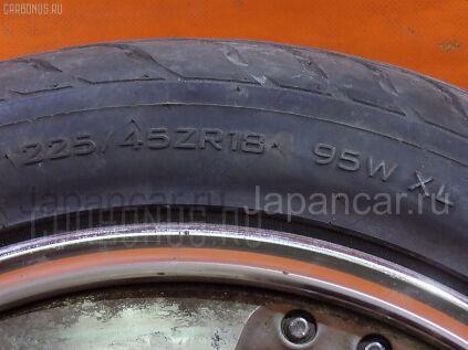 Летниe шины Haida Hd921 225/45 18 дюймов б/у во Владивостоке