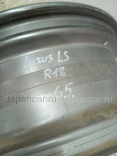 Диски 18 дюймов Lexus ширина 7.5 дюймов вылет 32 мм. б/у в Москве
