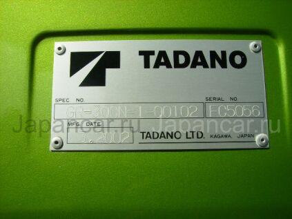 Автокран TADANO GR300N-1 2002 года в Японии