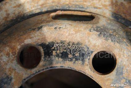 Всесезонные колеса Yokohama 7.50 16 дюймов б/у в Нижневартовске