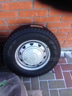 Зимние колеса Yokohama 165/80 13 дюймов новые в Уссурийске