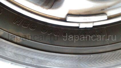 Летниe шины Yokohama 225/60 16 дюймов б/у в Находке