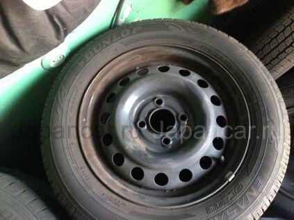 Летниe колеса Dunlop 165/80 14 дюймов Japan новые в Уссурийске