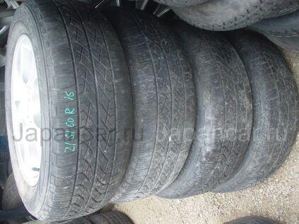 Летниe колеса yokohama geolandar 215/60 16 дюймов Subaru б/у в Уссурийске