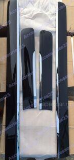 Накладки на двери на Lexus GX460 во Владивостоке