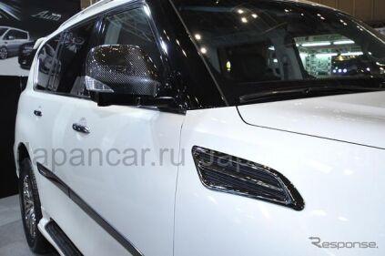 Комплект аэрообвесов на Nissan Patrol во Владивостоке