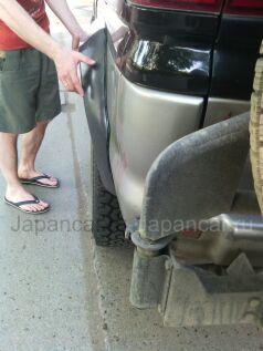 Расширители колесных арок на Mitsubishi Delica в Хабаровске