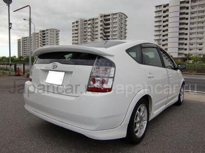 Комплект аэрообвесов на Toyota Prius Hybrid во Владивостоке