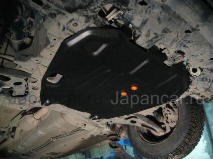 Защита картера на Mitsubishi RVR во Владивостоке