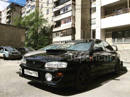 Subaru Impreza WRX 1998 года в Екатеринбурге