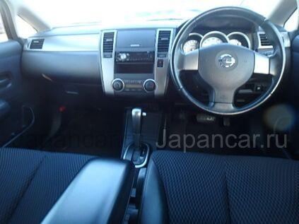 Nissan Tiida 2011 года в Японии, KOBE