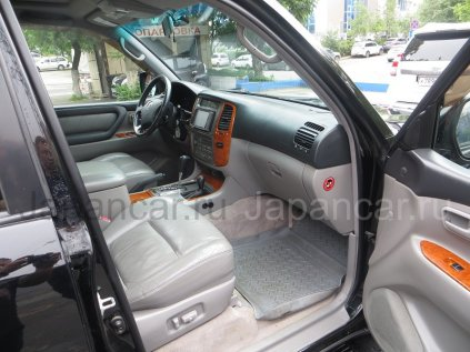 Toyota Land Cruiser 100 во Владивостоке