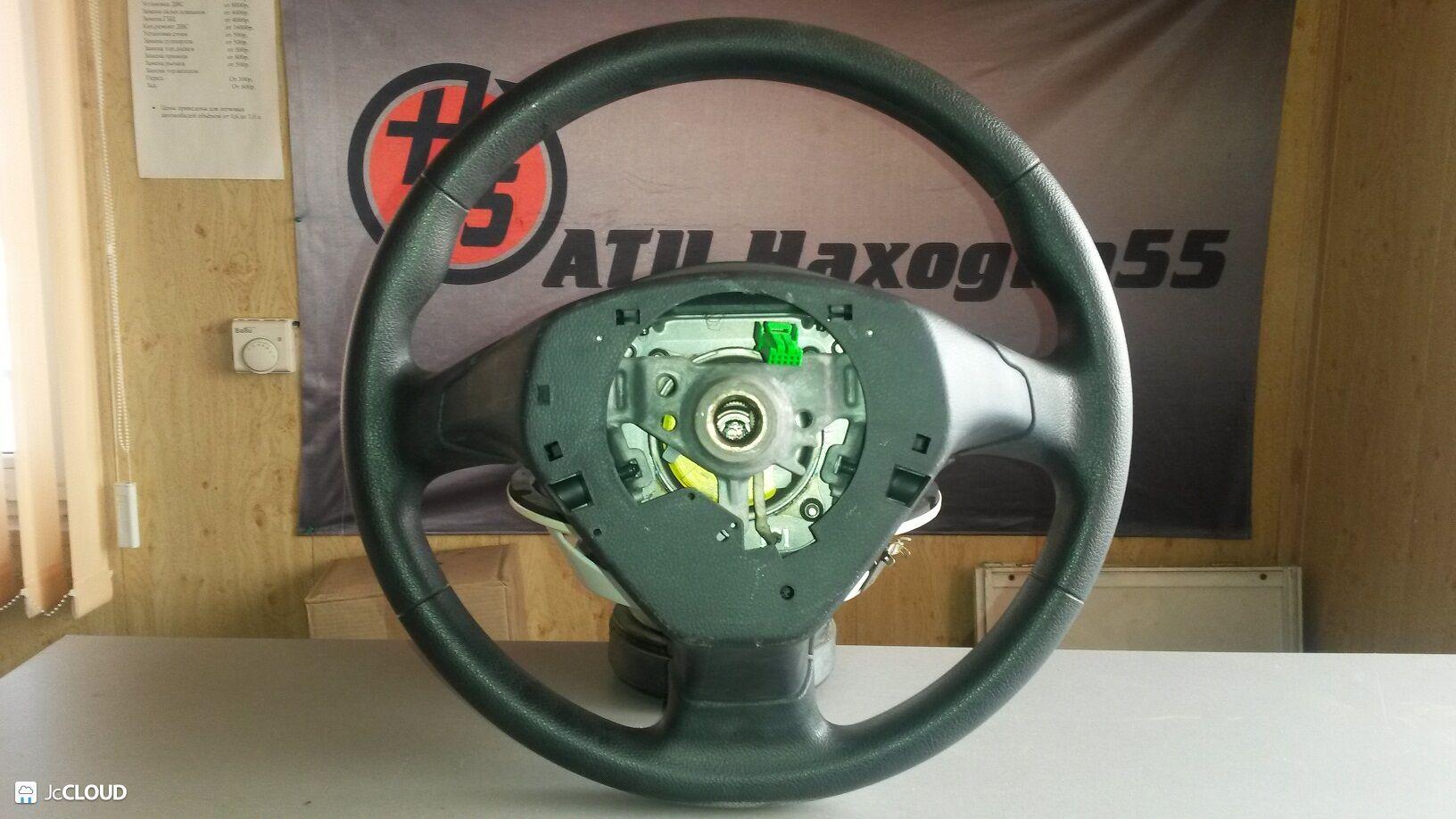 руль с airbag SUBARU