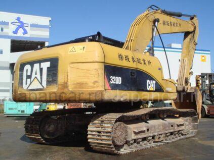 Экскаватор Caterpillar 320D 2011 года в Чите