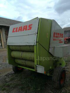 Пресс-подборщик Claas Rollant 42