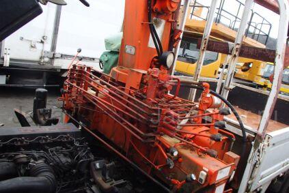 Крановая установка Maeda MC-264 во Владивостоке